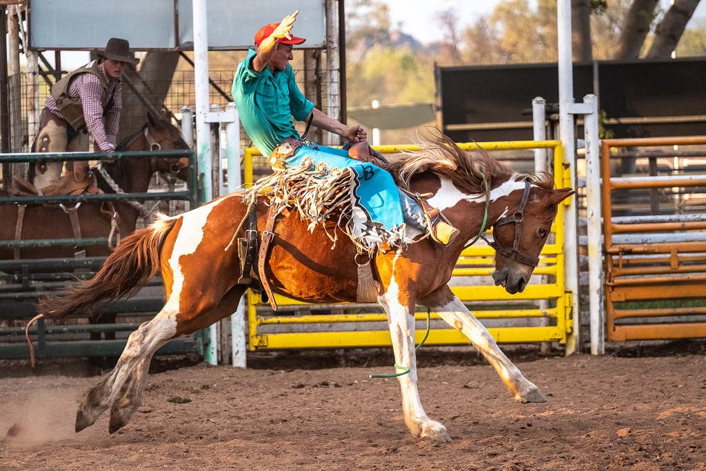 Ord Valley Muster Rodeo Event