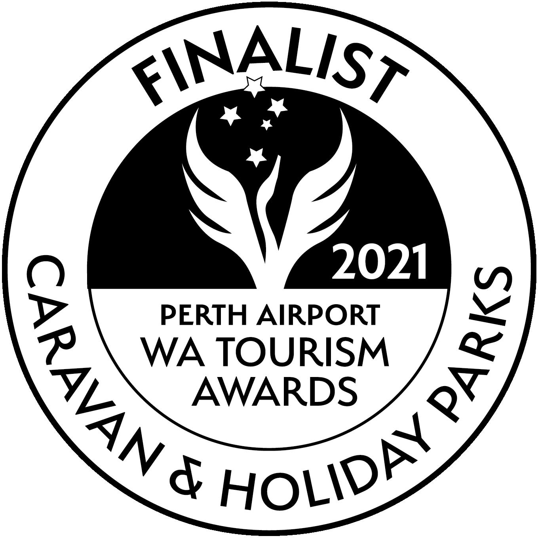 2021 Finalist WA Tourism Awards