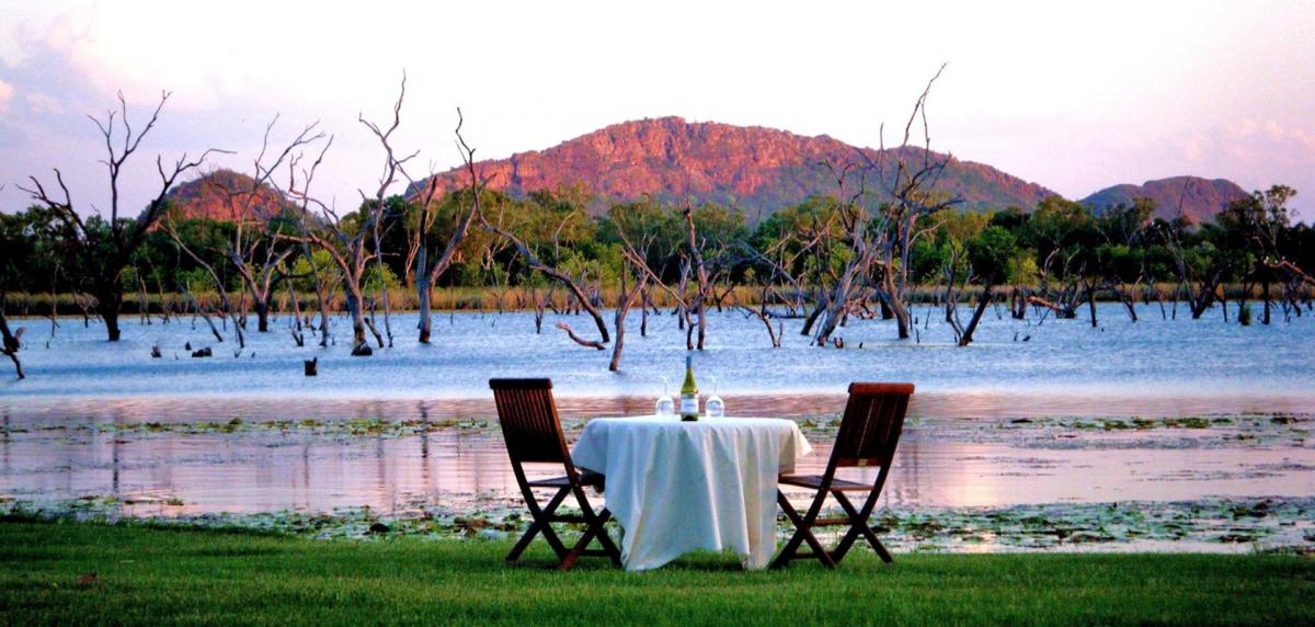 Best view in Kununurra Kimberleyland Accommodation