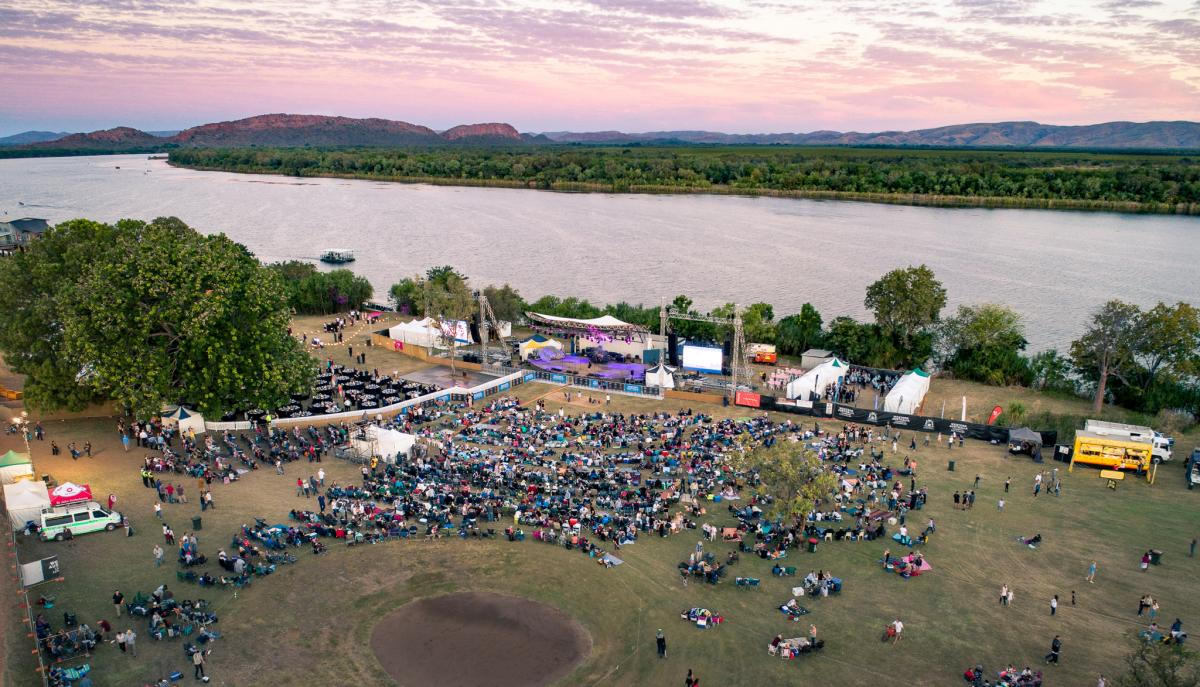 Kimberley Moon experience and Ord Valley Muster