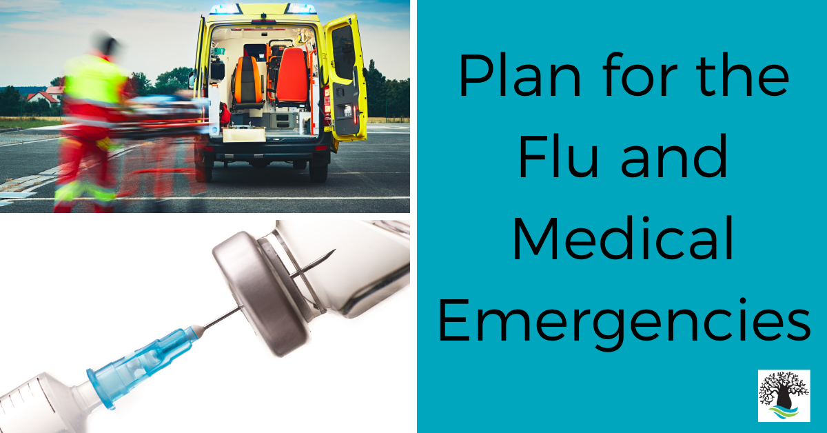 Plan for the Flu and Medical Emergencies