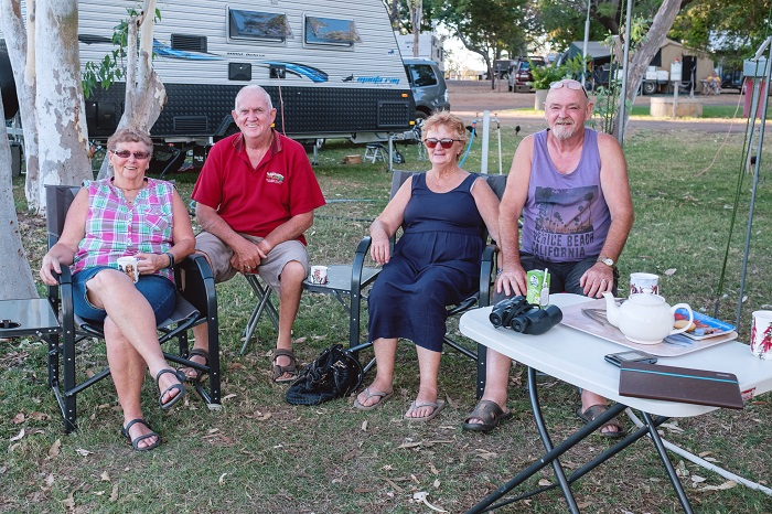 Word of Mouth Caravan Parks