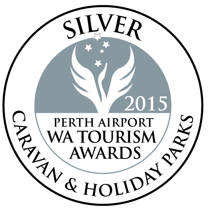 Silver Award Winning Caravan and Holiday Park 2015