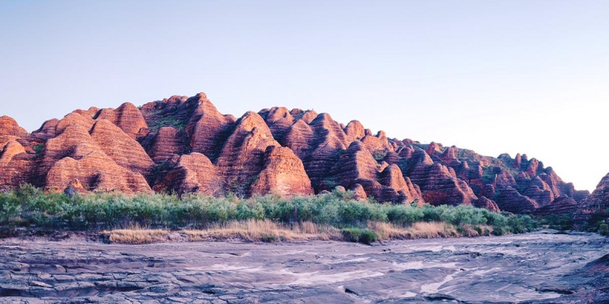 World Heritage Listed Bungle Bungles