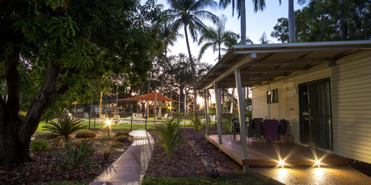 Self-contained Family Accommodation in Kununurra