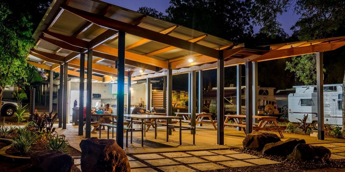 Campers Kitchen Modern