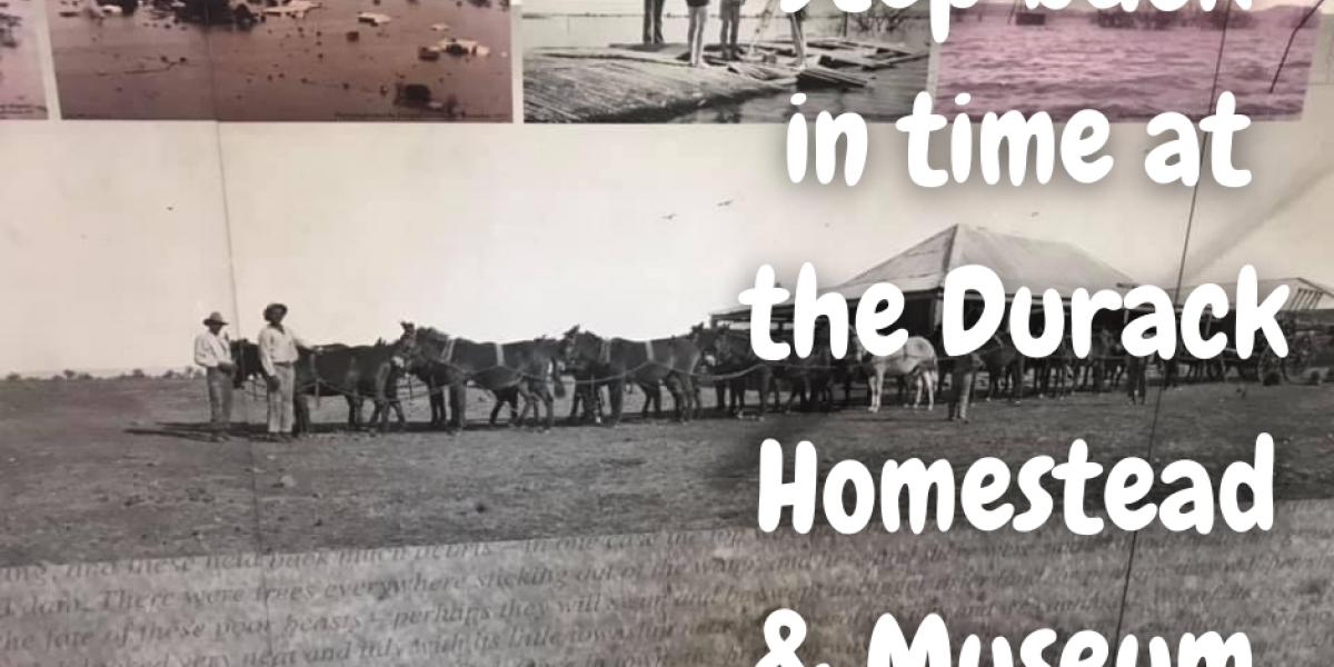 Durack Argyle Museum