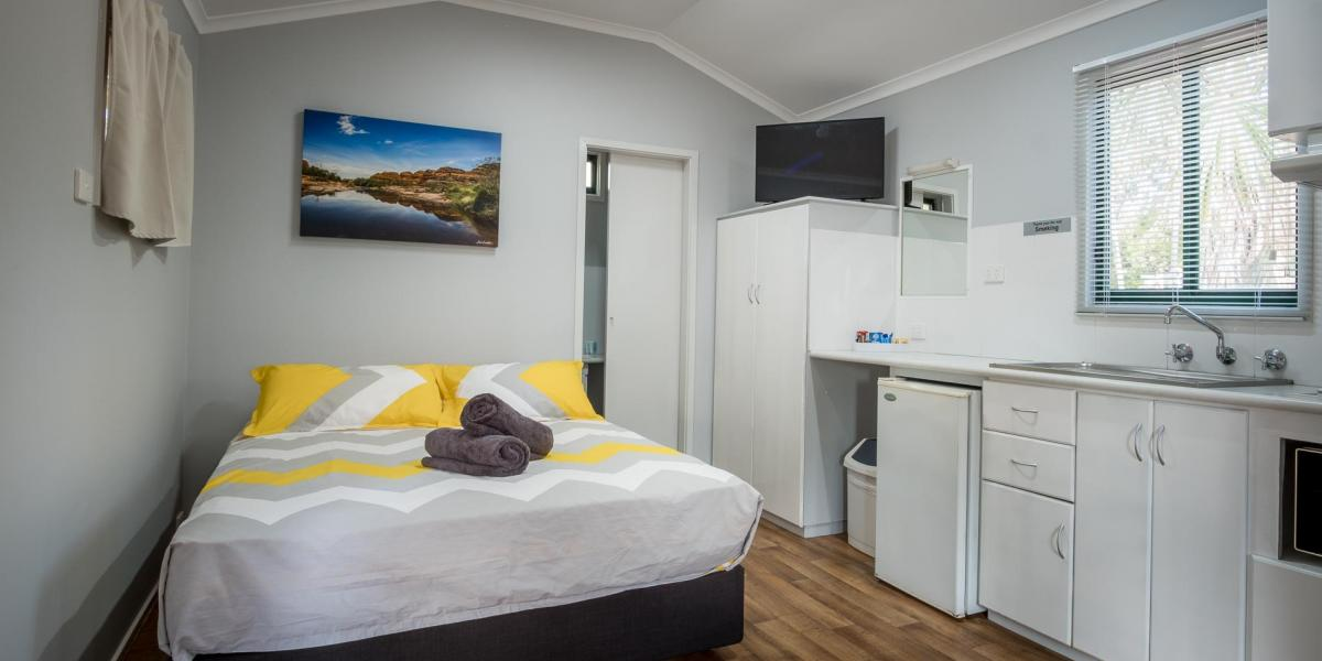 Self contained family accommodation kununurra