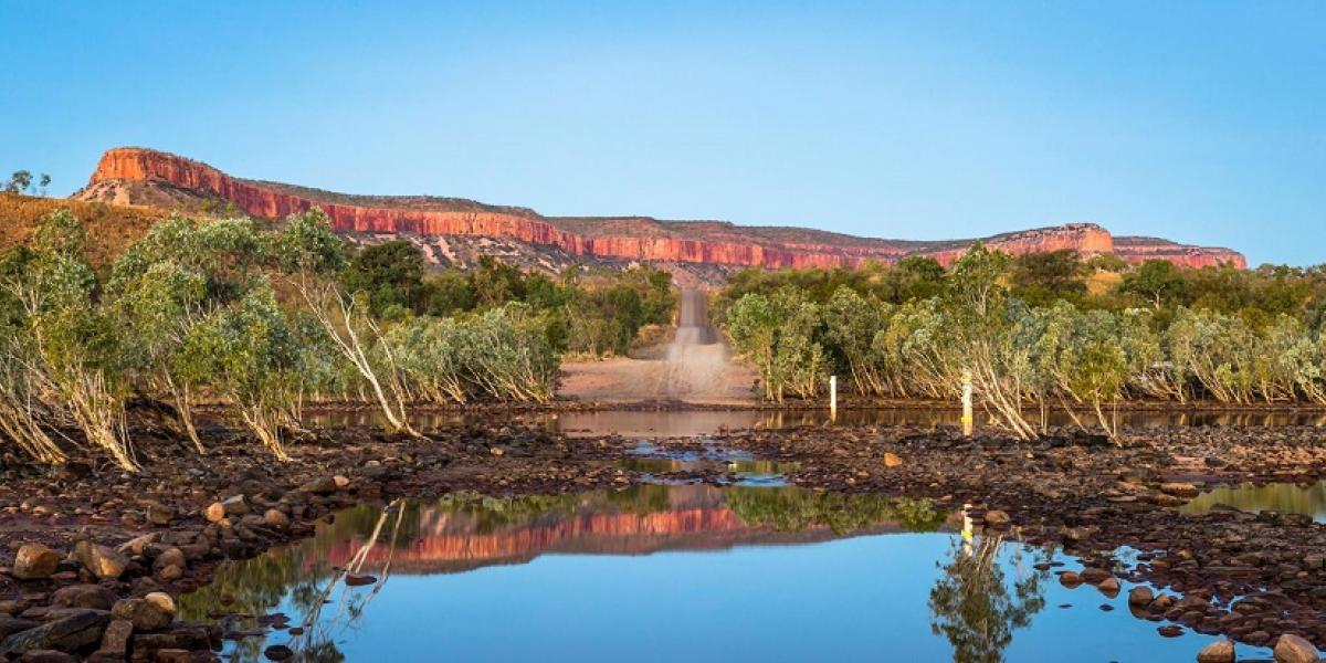 Pentecost River Crossing Gibb River Road Ben Broady