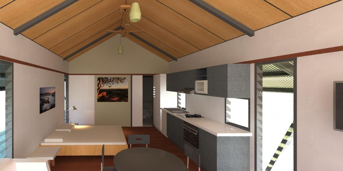 Internal image of Kimberleyland Accommodation