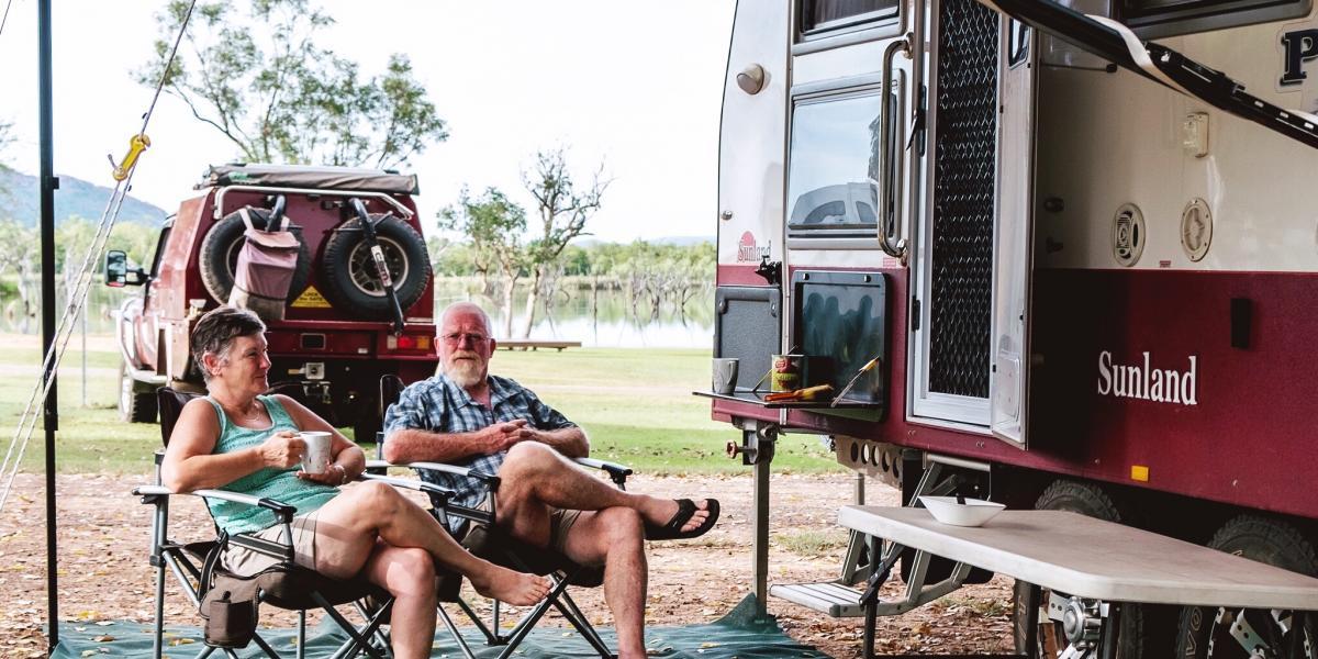 Caravan Park Kimberleyland Kununurra WA
