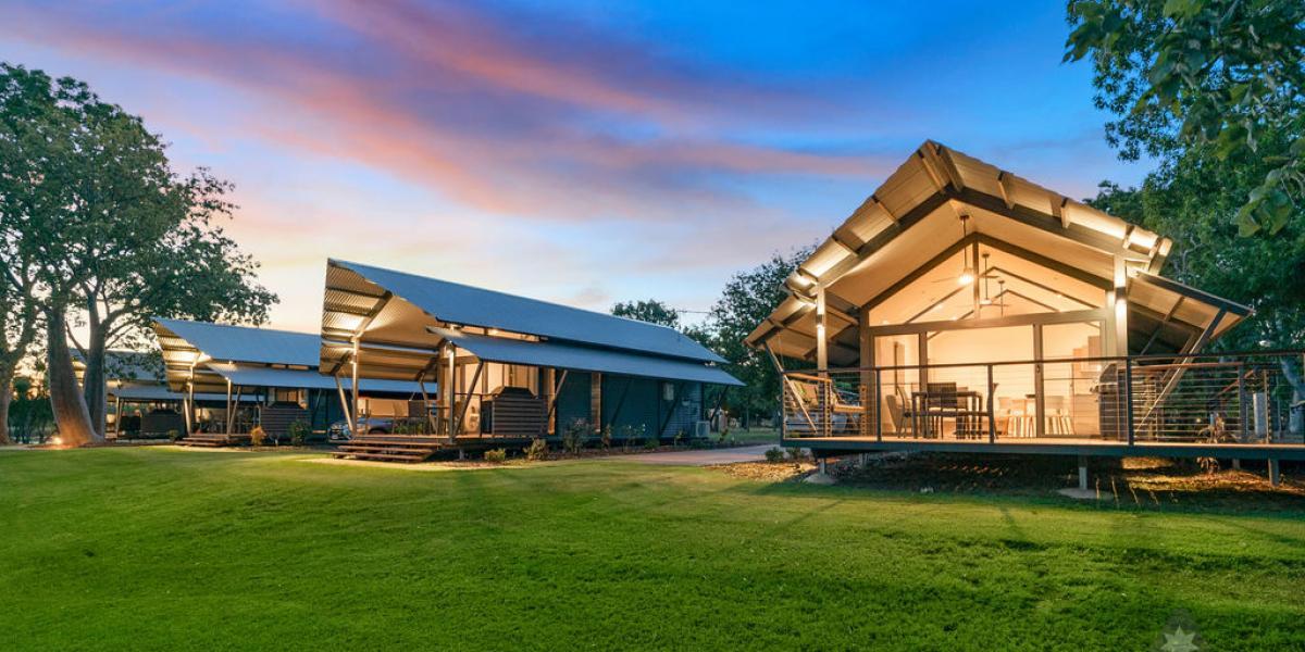 New Accommodation in Kununurra at Kimberleyland Waterfront Holiday Park
