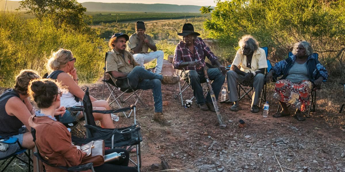 Local Aboriginal Tours Kununurra