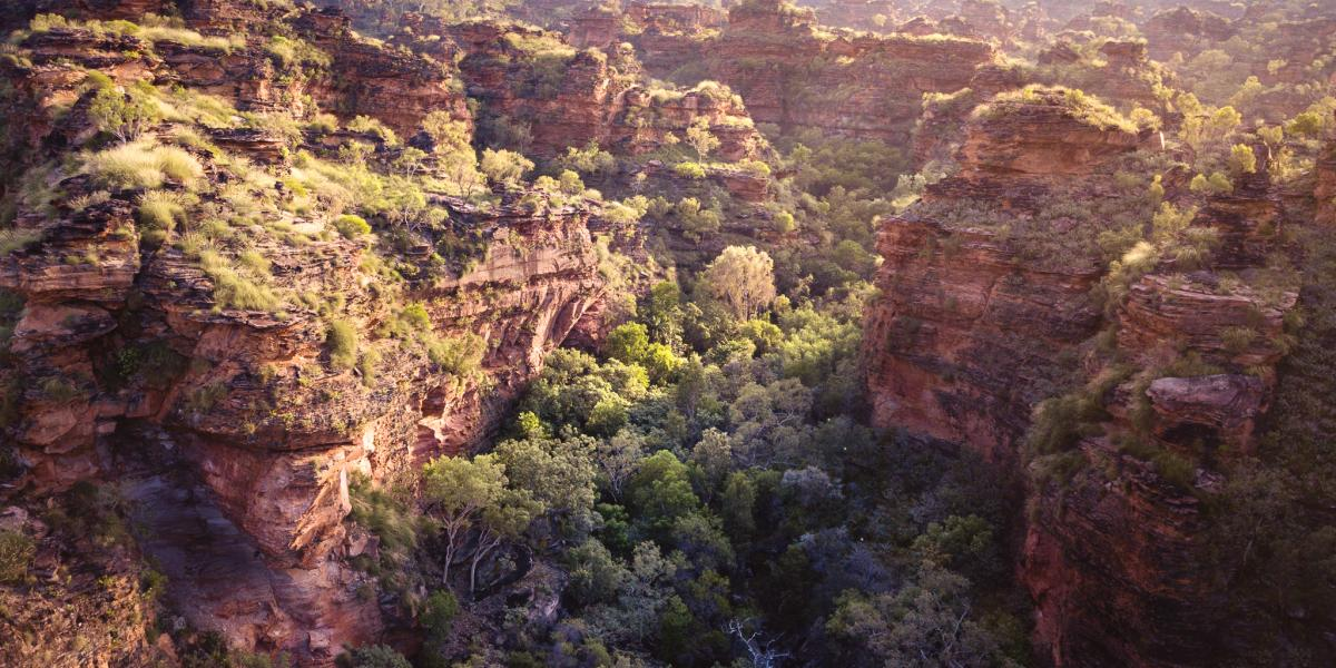 Mirima National Park right in Kununurra
