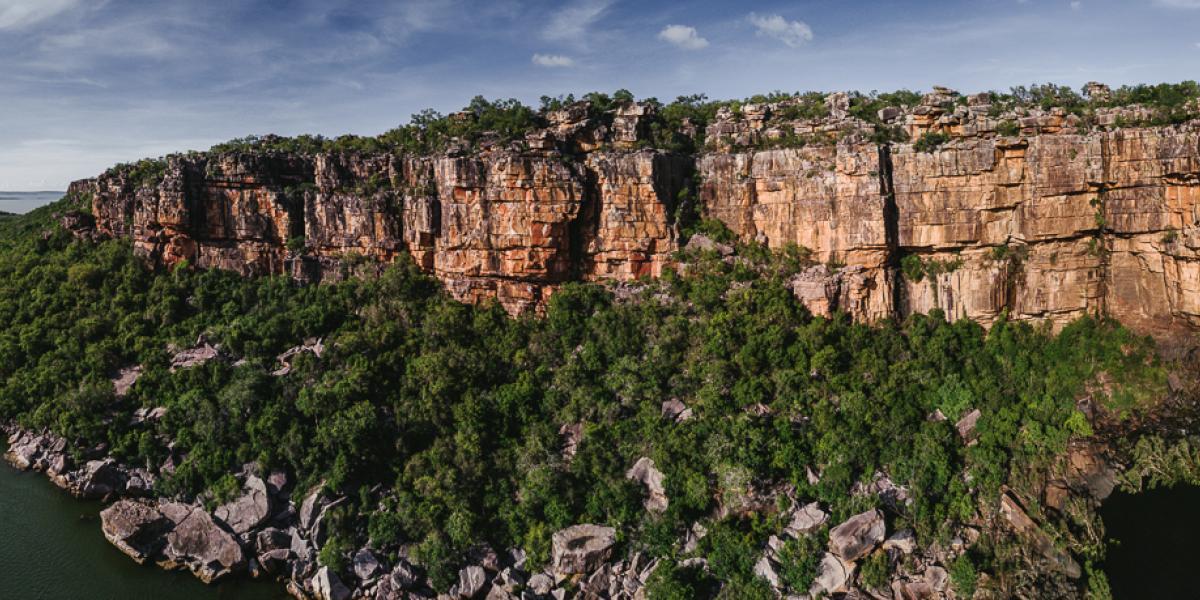 Monitor Falls and the Kimberley North Coast
