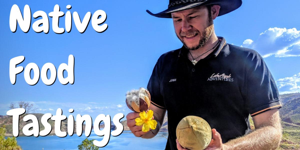 Native Food Tasting