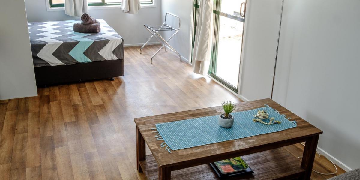 Kimberleyland Poolside Studio Self-contained Cabins