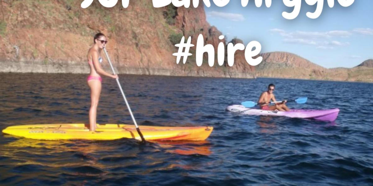 Things to do Lake Argyle