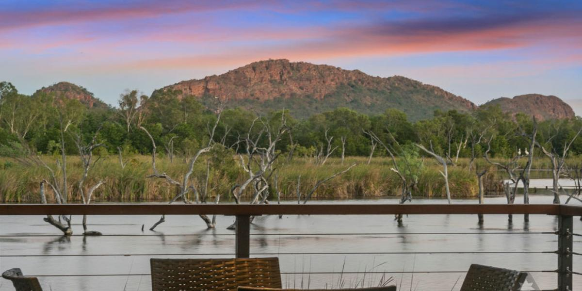Villa with a View Lake Kununurra