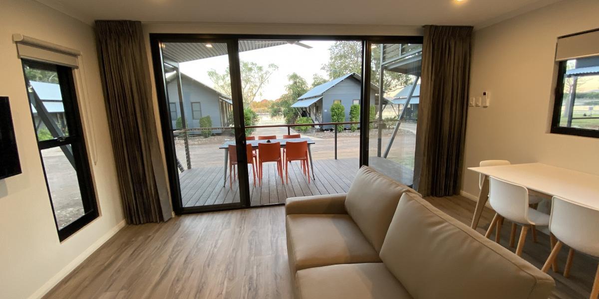 Two Bedroom Accommodation at Kimberleyland