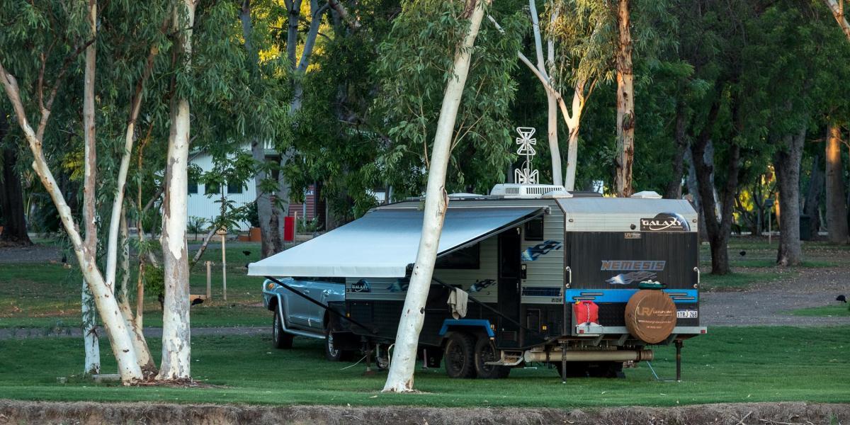 Kimberley Caravan Park Kununurra