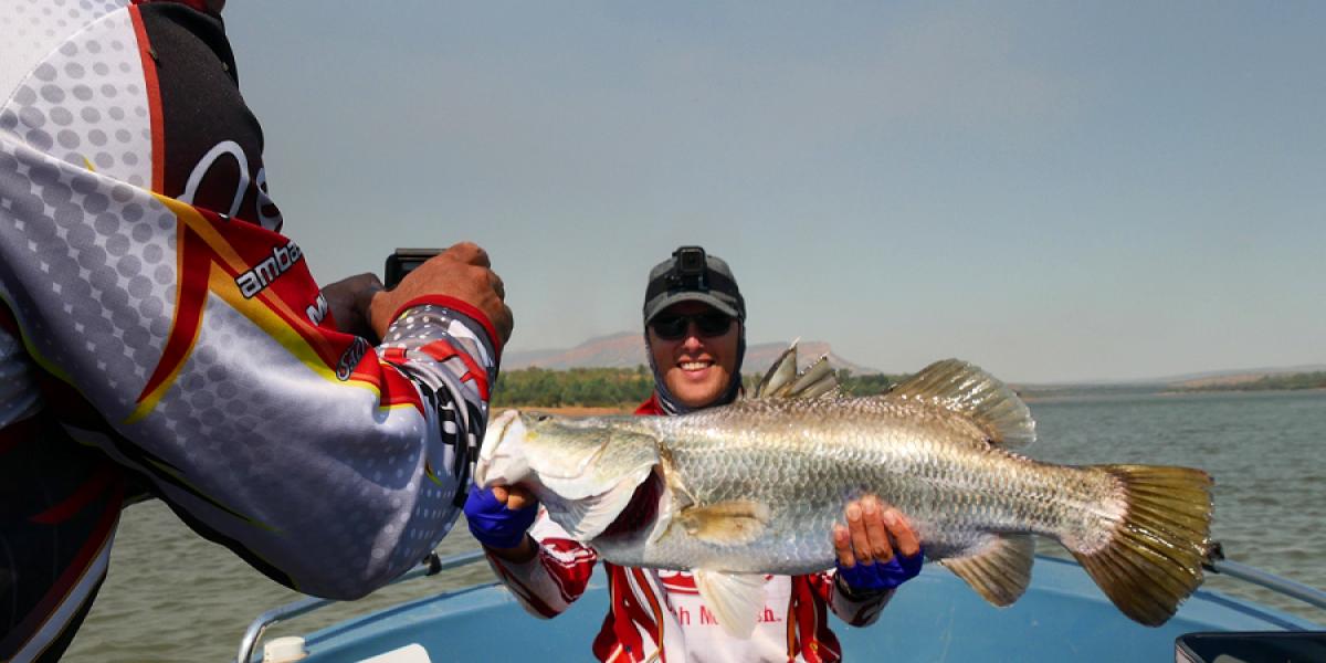 Barramundi Fishing Charters