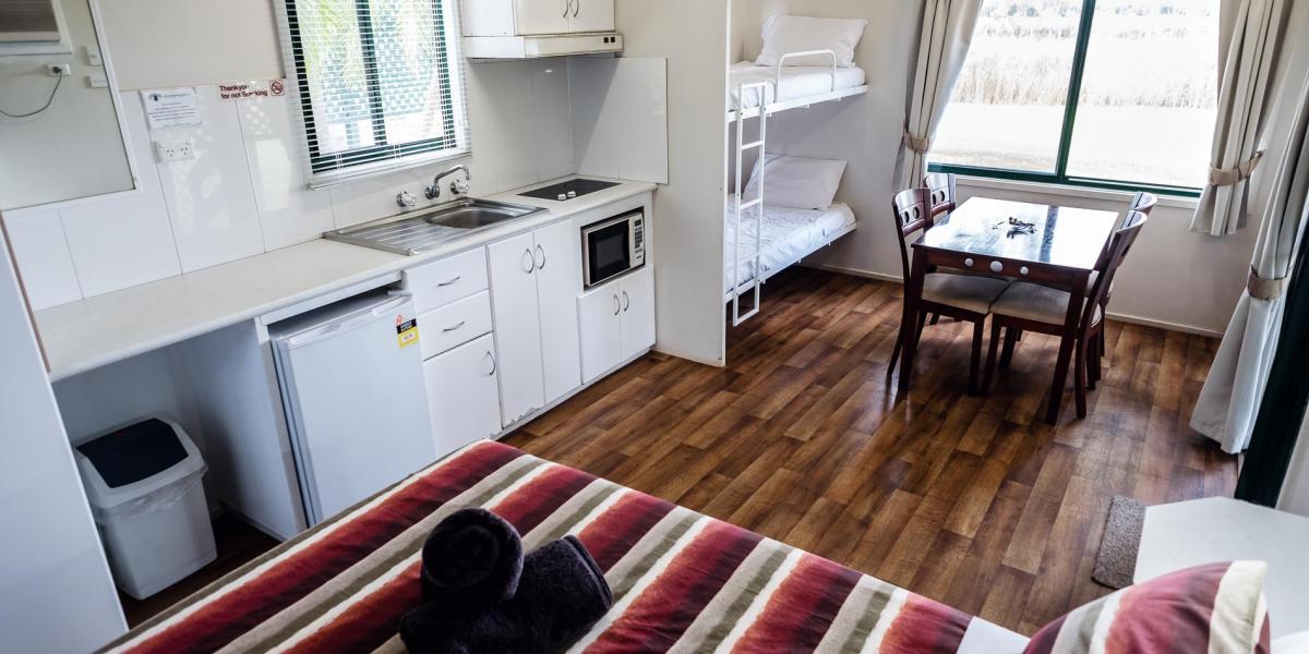 Kununurra accommodation interior