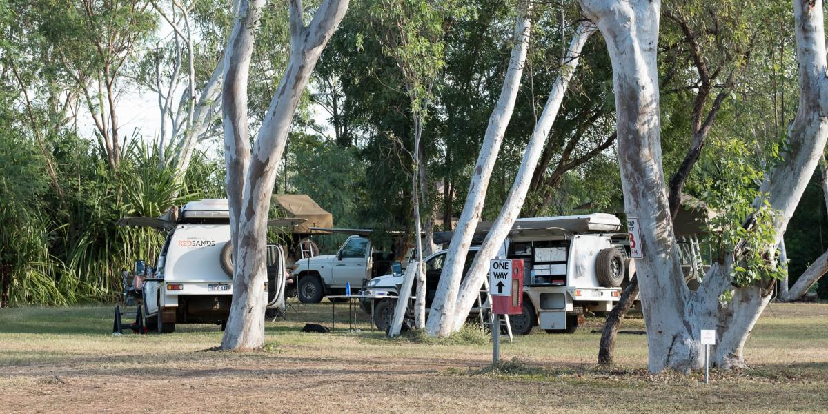 Camping Grounds Unpowered