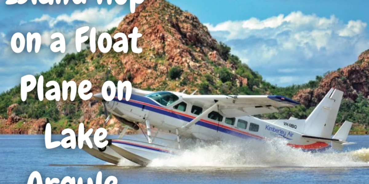 Island Hop Lake Argyle on a Float Plane