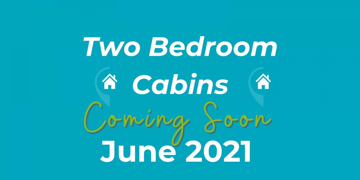 New Two Bedroom Waterview Cabin at Kimberleyland