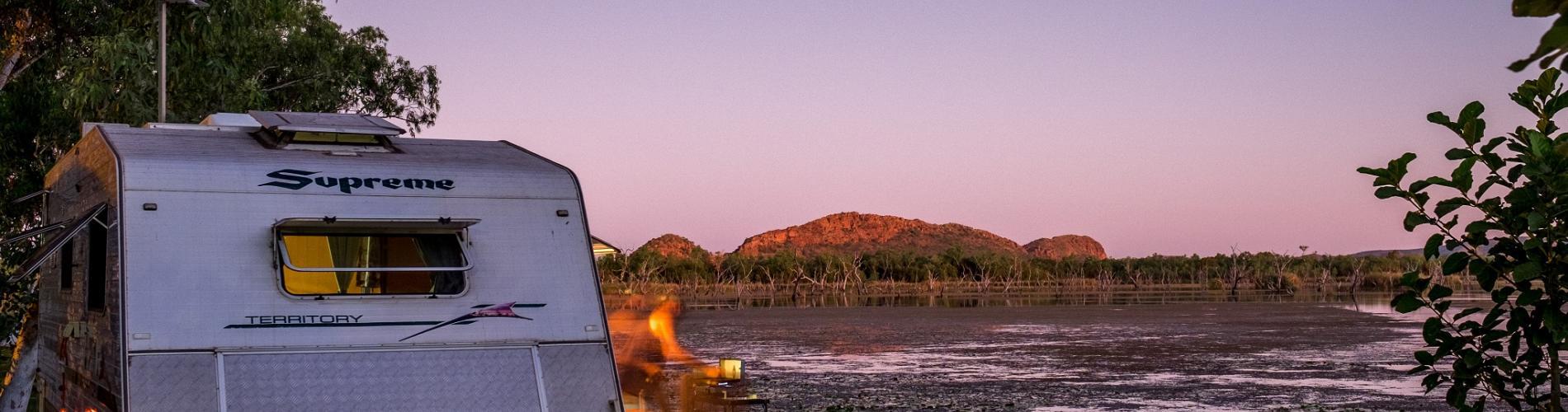 Waterfront Sites Kimberleyland in Kununurra