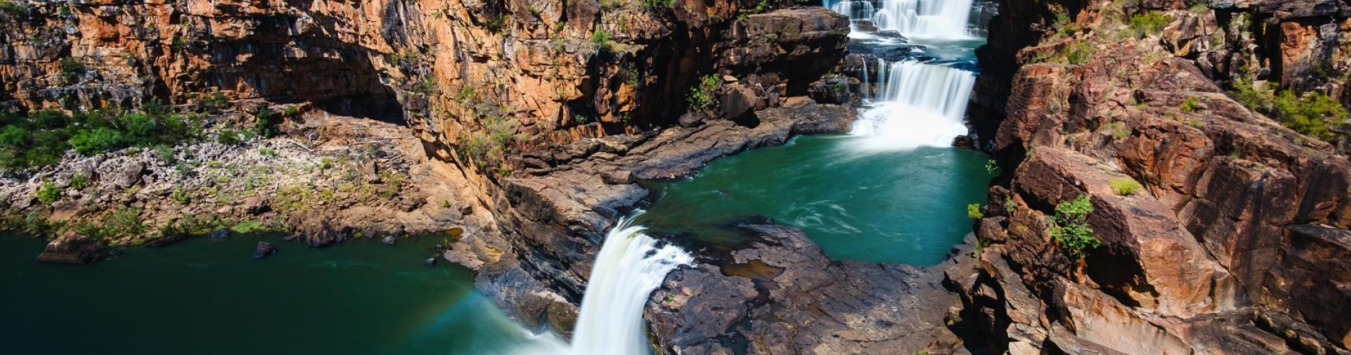 Mitchell Plateau in the Kimberley