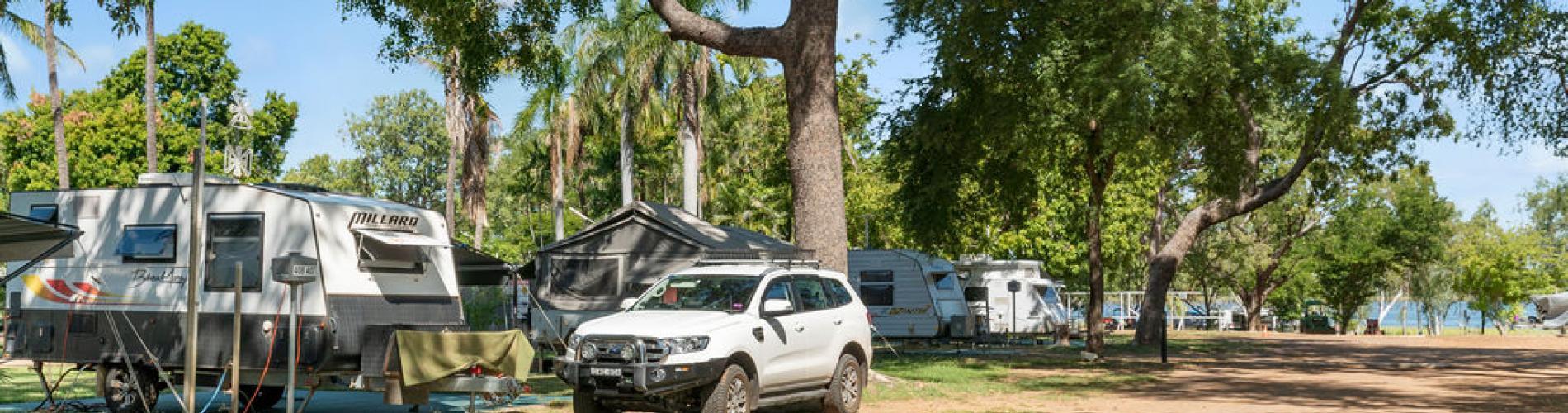 Caravan Park Kununurra Kimberleyland Waterfront Holiday Park