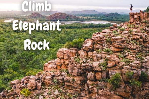 Elephant Rock and Emu Creek