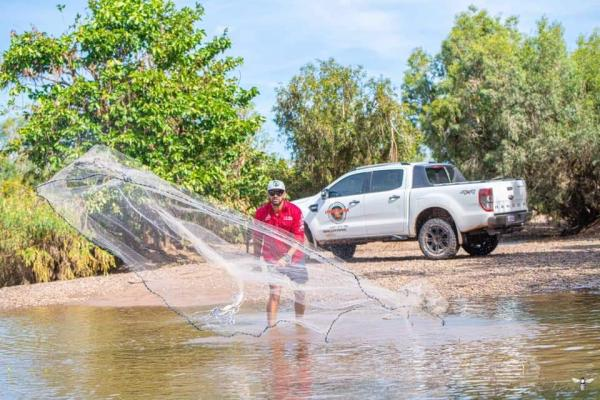 Explore with Lampranagana Kununurra Fishing Tours