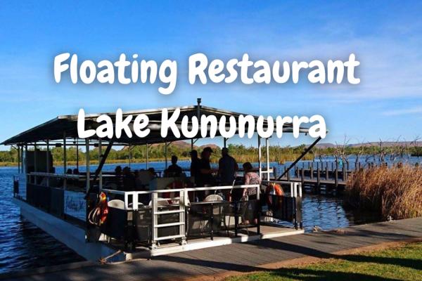 Dining in Kununurra