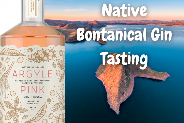 Native Botanical Gin Tasting