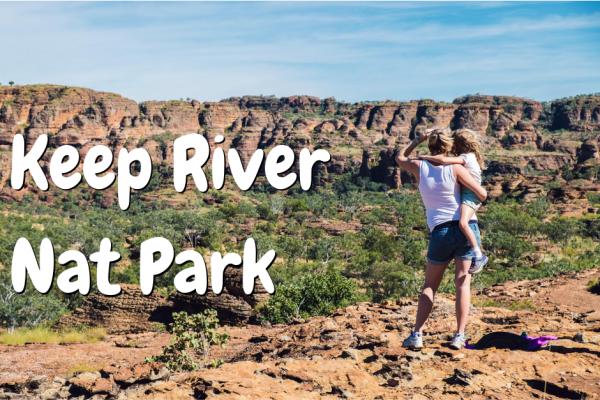 Keep River National park