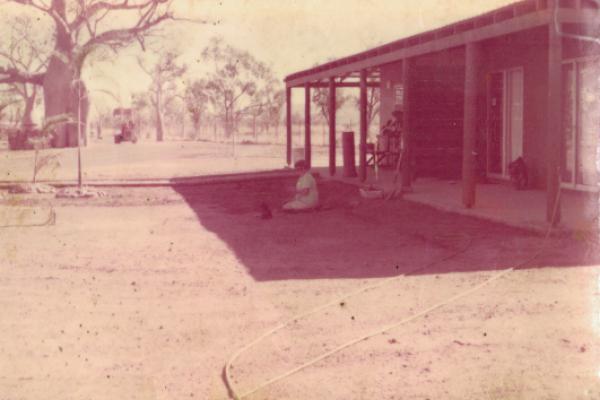Historical Developments of Kimberleyland 1984