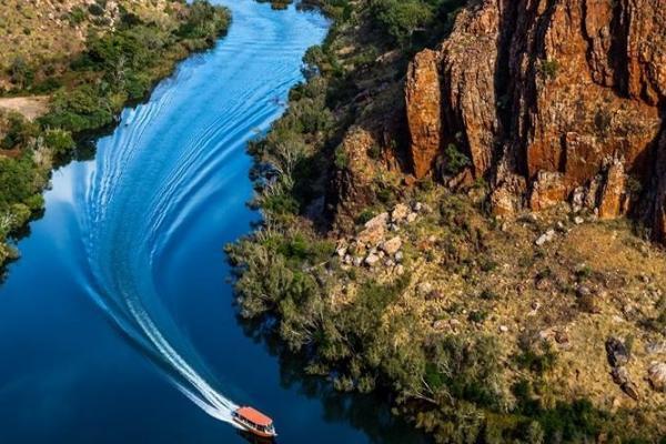 Rive Cruise Lake Kununurra