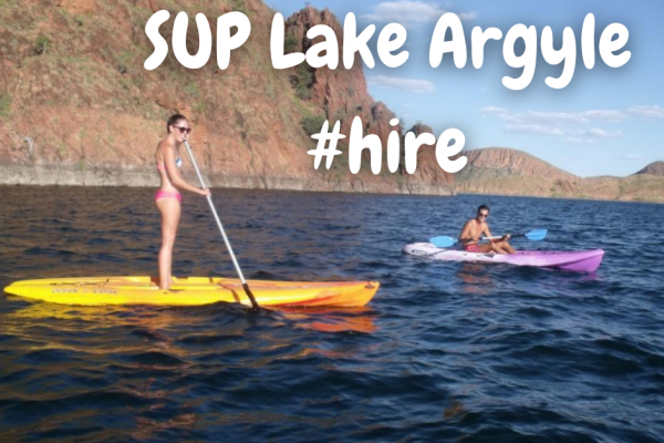 Things to do Lake Argyle