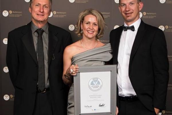 Kimberleyland Owners Silver Winners WA Tourism Awards