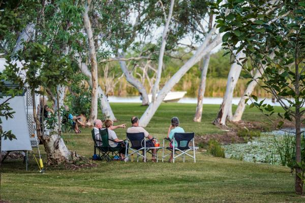 Waterfront Sites Kimberleyland Holiday Park Kununurra