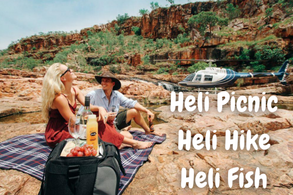 Heli Picnic with HeliSpirit