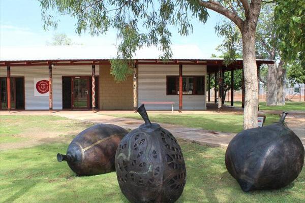 Aboriginal Art in Kununurra