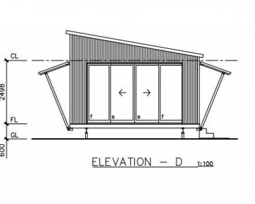Cabin Design Kimberleyland New Two Bedroom Cabin