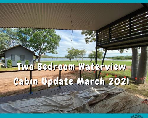 Two Bedroom Cabin Updates