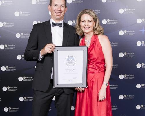 Kimberleyland 2017 Silver Awards WA Tourism Awards in Category Caravan and Holiday Parks