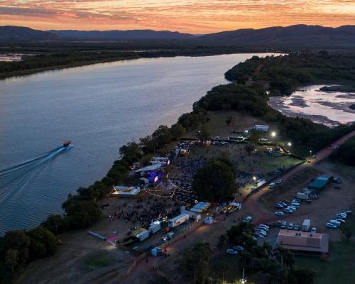 2019 Ord Valley Muster Kimberley Moon Experience