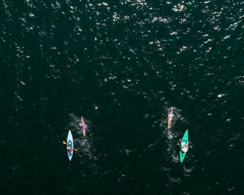 Lake Argyle Adventure Race